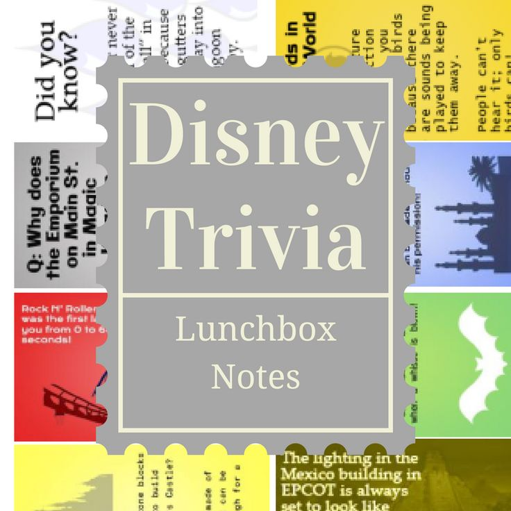 $$ FREE $$ lunchbox notes - Print them off and surprise somebody - Fun for both kids (and adults!)