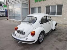 Bought one of these in about 1986 as a second car. 1985 vw beetle