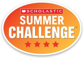 Scholastic is sponsoring the summer reading challenge once again! Might be interesting to put my classes in for a little friendly summer competition!
