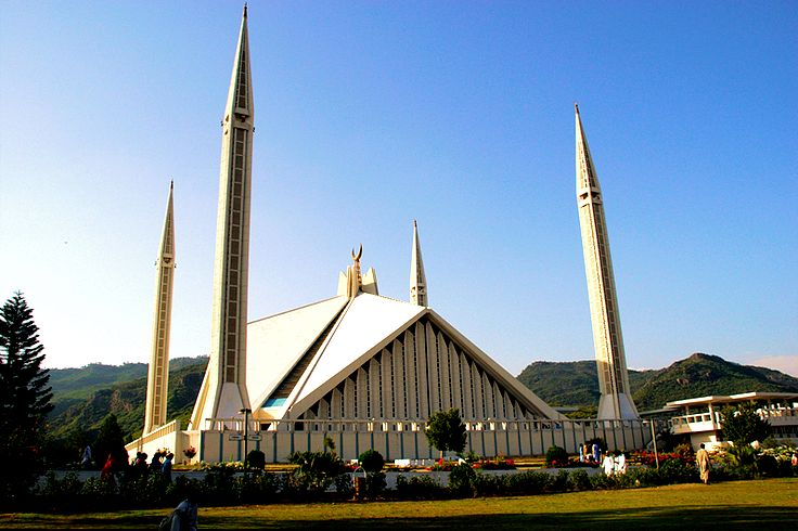 Pakistani Mosques Wallpapers
