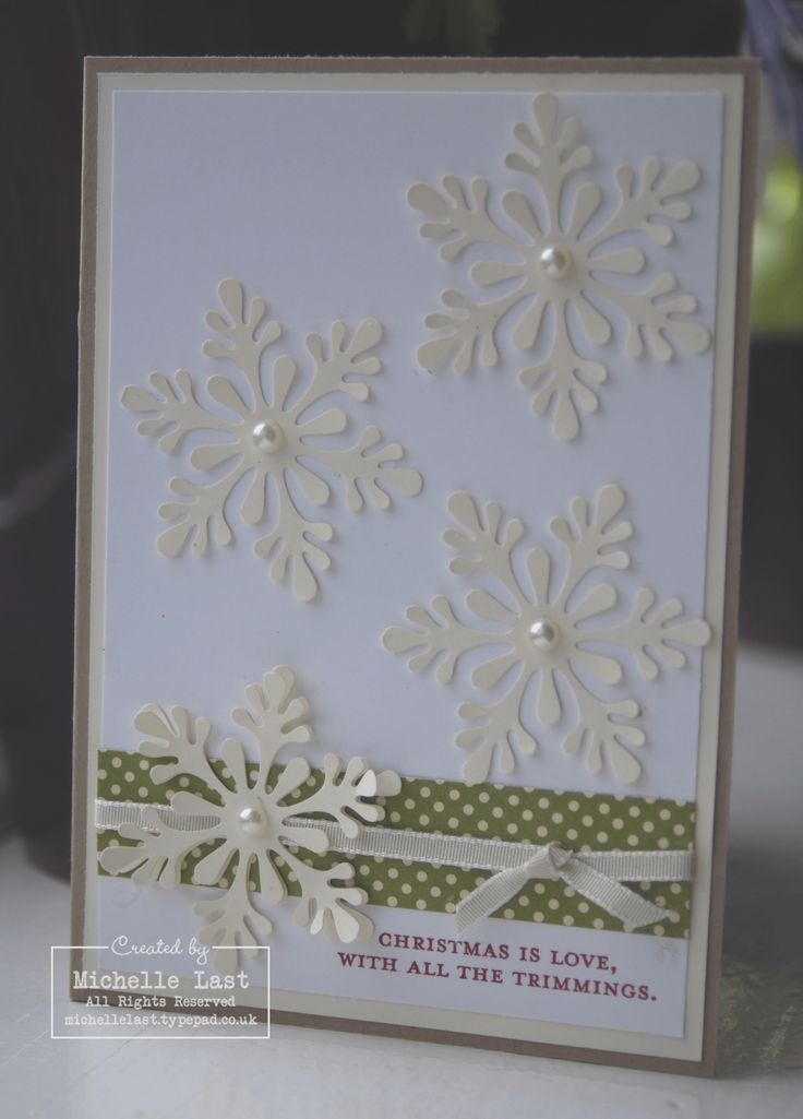 stampin up christmas cards - Google Search