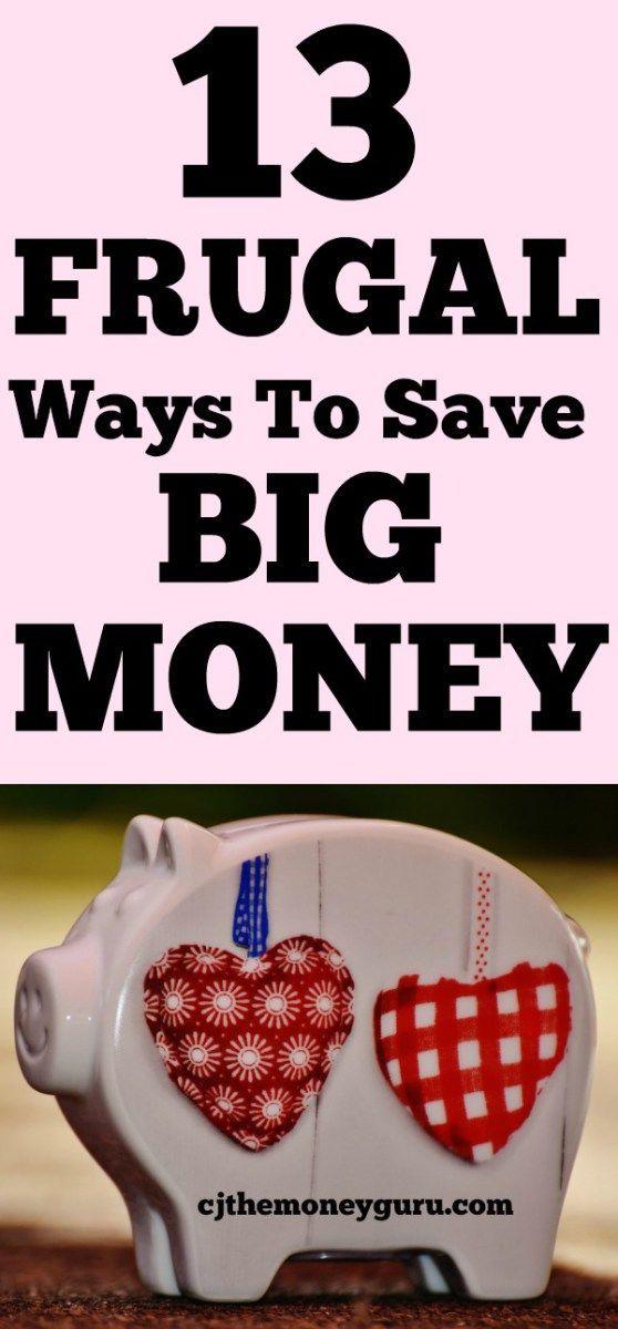 13 super easy ways to save big money pinterest 13 super easy ways to save big money fandeluxe Images