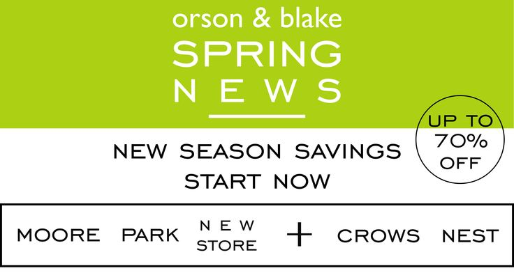 Save in Spring. Starts now.