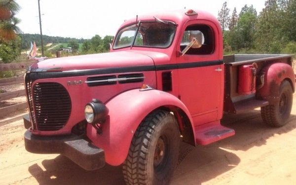 1948 REO Speed Wagon: Tougher Than The Band! - http://barnfinds.com/1948-reo-speed-wagon-tougher-than-the-band/