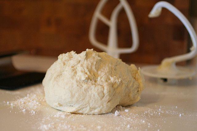 Italian Pizza Dough Recipe   Easy Italian Recipes-with honey