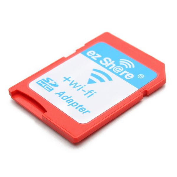Ezshare EZ Share Micro Sd Adapter WiFi Wireless Up To 32G Memory Card TF Micro Sd Adapter