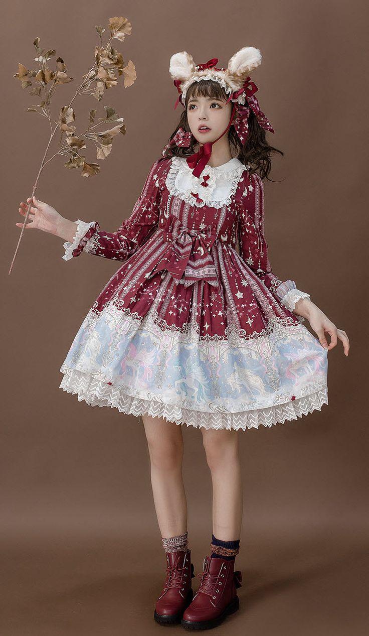 洛丽塔op_603 best Lolita OP Dresses images on Pinterest | Lolita dress, Candy and Clothes