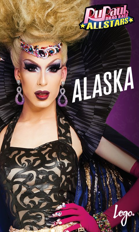 Cast of RuPaul's Drag Race All-Stars Season 2: Alaska
