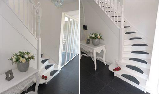 Tapis d'escaliers Micostep®, Uniques Tapis d'escaliers en Matière synthétique !