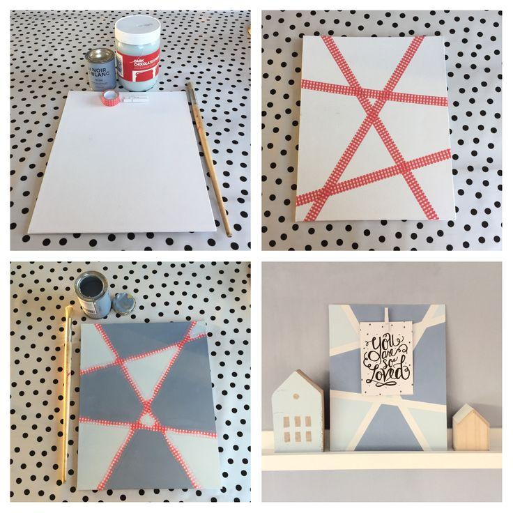 DIY: Last-minute-moederdag-cadeau- last minute present mothersday