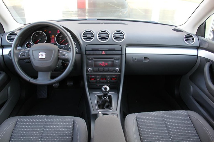 33 best images about seat on pinterest sedans end of the world and audi - Interior seat exeo ...