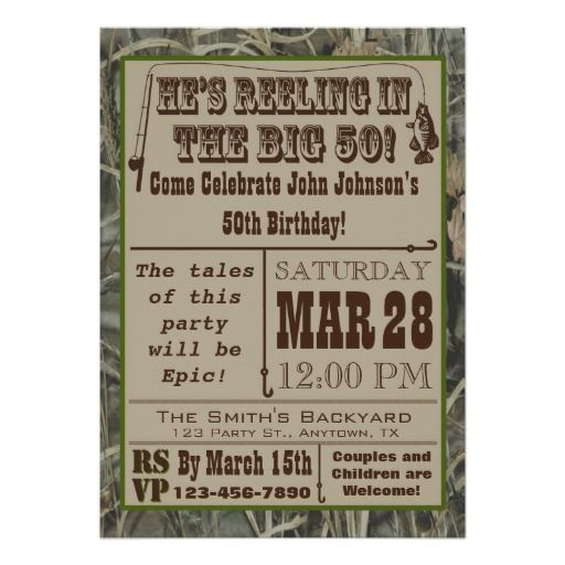98 best ideas about fishing birthday theme on pinterest for Fishing birthday party invitations