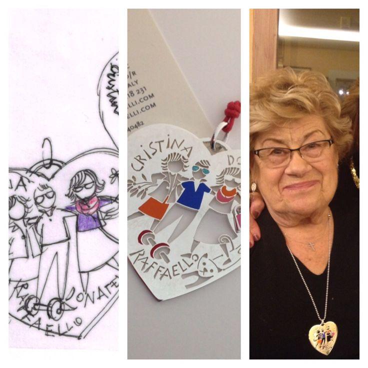 Compleanno della nonna!