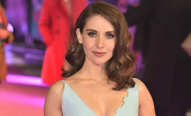 Alison Brie gets husband to pick movie roles