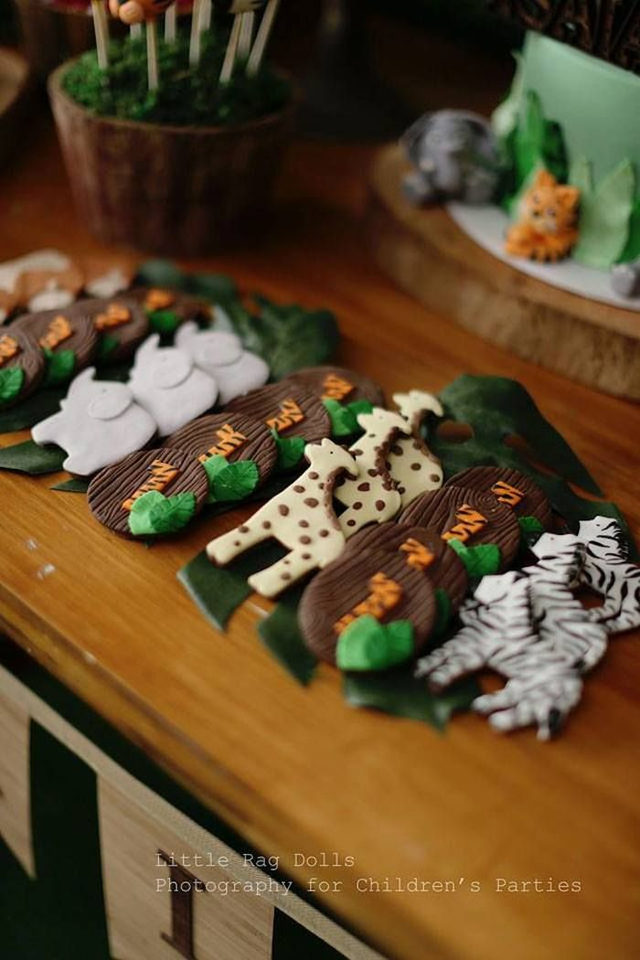 63 best PARTY THEME Jungle images on Pinterest Birthday theme