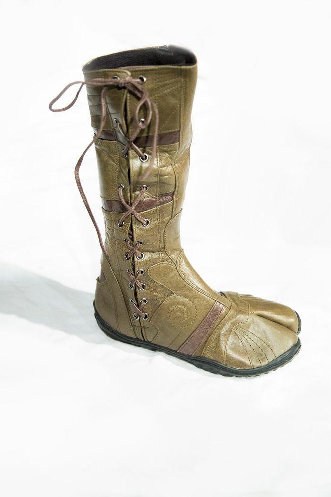 ayya spiral tabi boots disc japanese inspired ayyawear