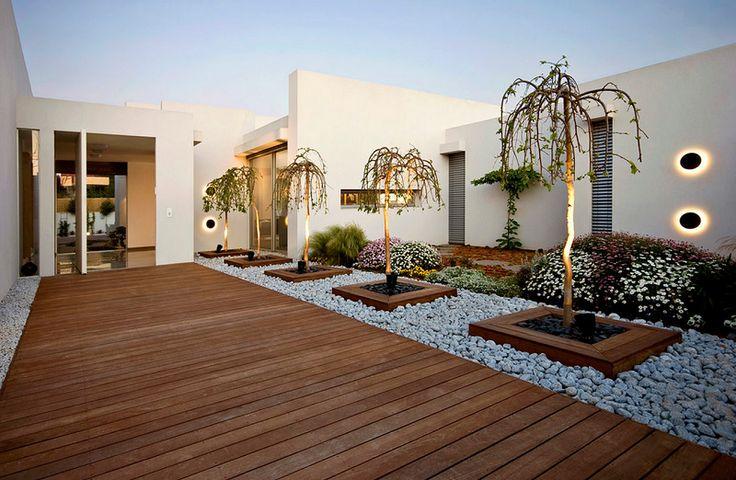Modern Landscape Design in Tel Aviv