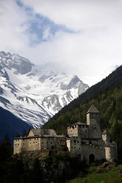 Castello di Val Aurina, Italy  Isaiah 65:25...They will not do harm or cause any ruin in my holy mountain is the ...