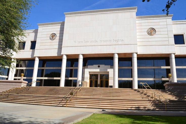 Arizona Supreme Court (Arizona State Courts Building), Phoenix  |Arizona State Supreme Court