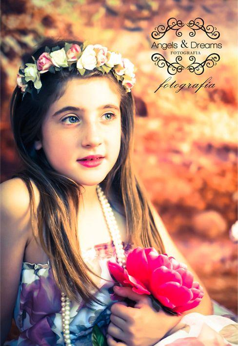 Fotografia niña