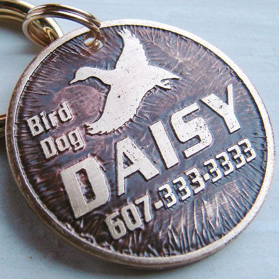 Custom Dog Tag, Custom Pet ID,  Dog ID Tag, Pet Tag, Dog Tags Duck Hunting Tag for Dogs on Etsy, $25.16 AUD