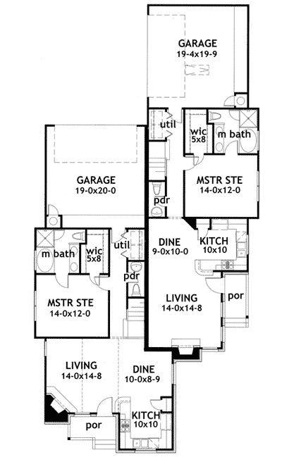 Architecture Design House Plans best 20+ duplex house ideas on pinterest | duplex house design