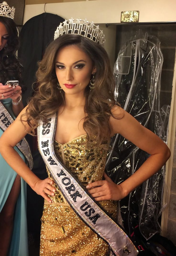 Your Pageant Coach: Amanda Beagle: Pageant Make-up Tips from Amanda Thesen