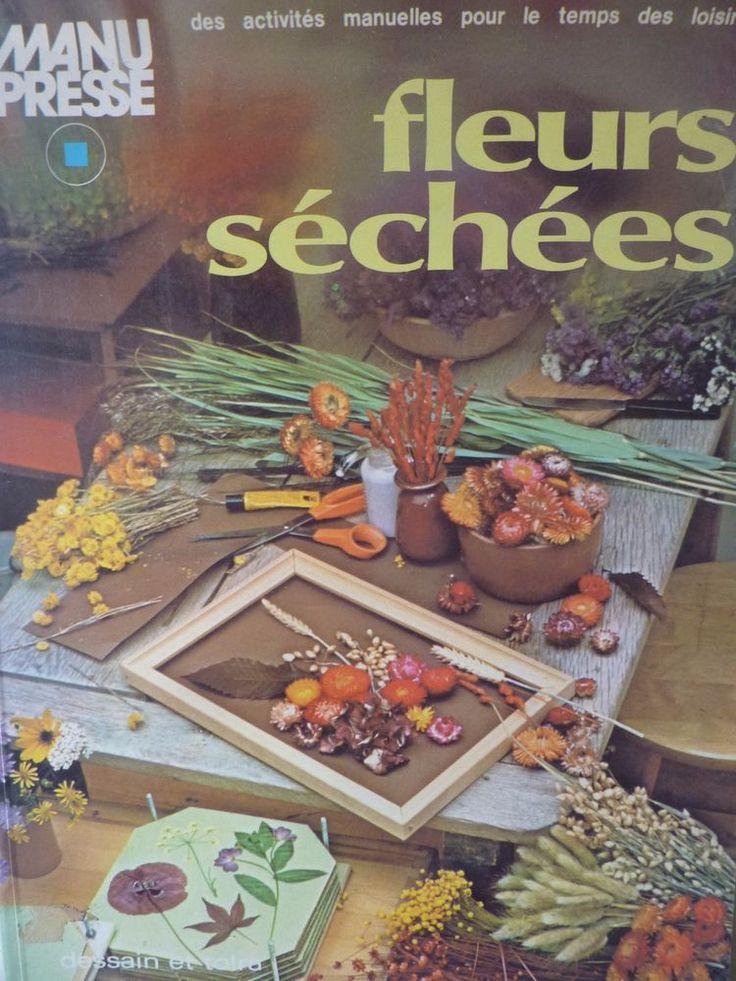 Fleurs Séchées Techniques Exemples Conseils