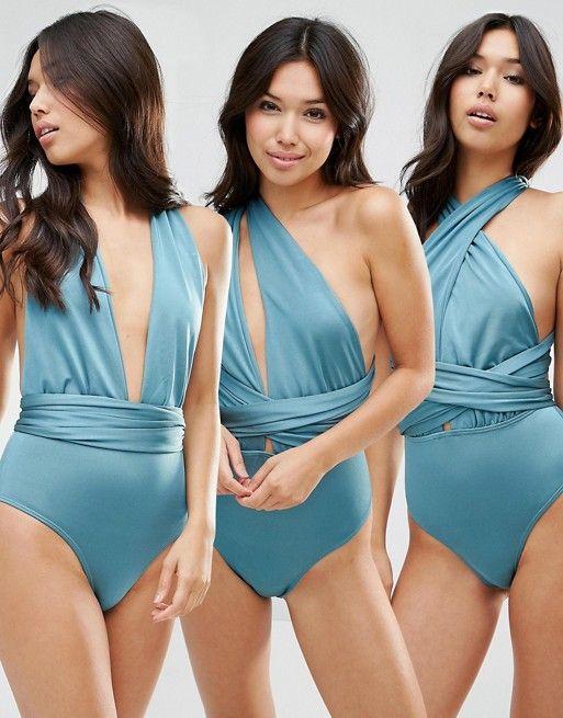 ASOS | ASOS Multiway Swimsuit