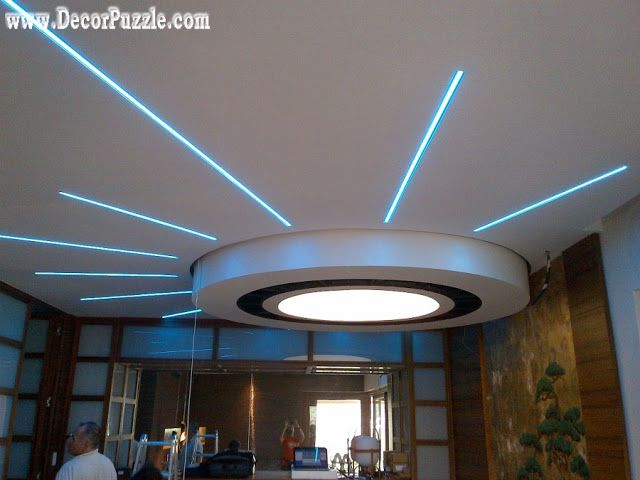 gypsum board false ceiling designs 2015