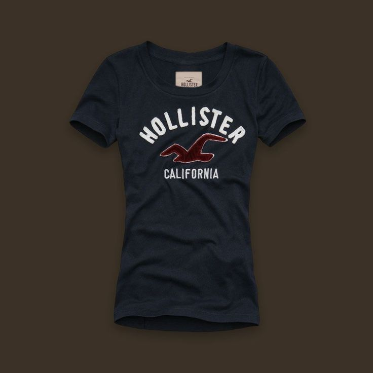 Hollister shirt.