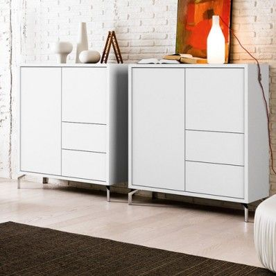 Tall Sideboard  Part of our #new #Italian #collection is #Frame. The #sideboards with a #classic #touch but with a #modern look.