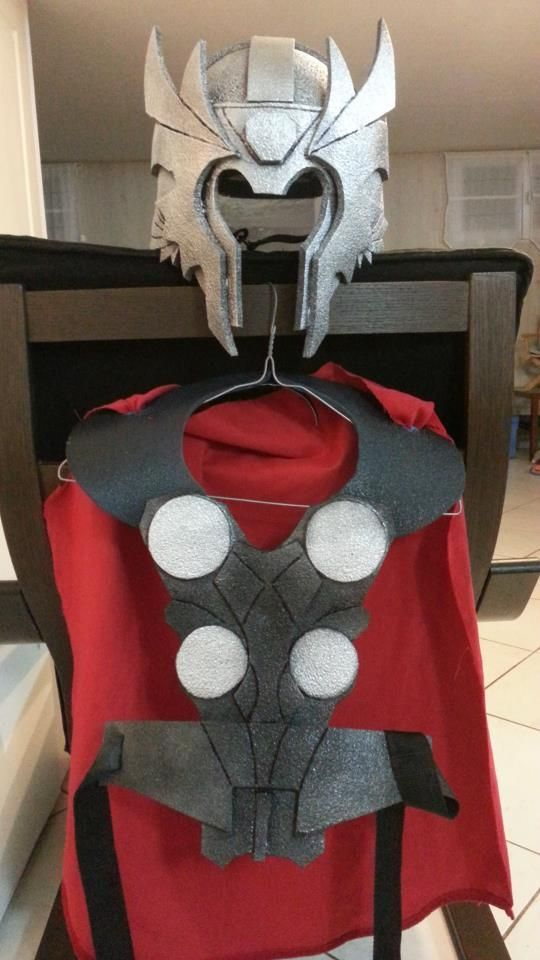 Thor Kid Costume (foam)
