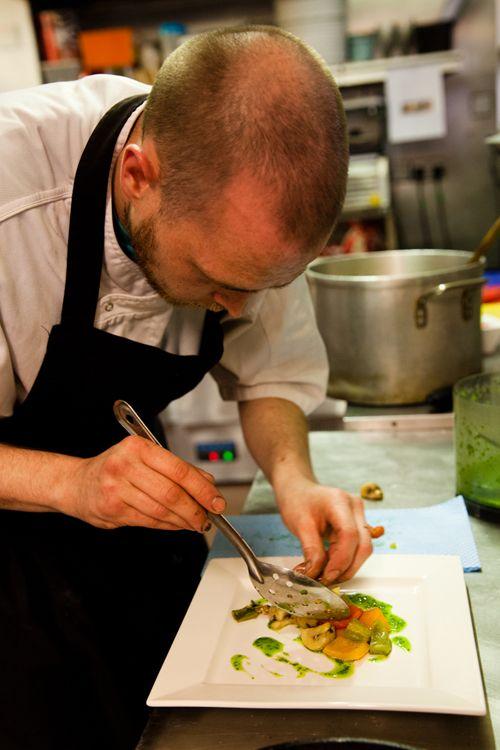 Romolos Riverside chefs create mouthwatering menus.