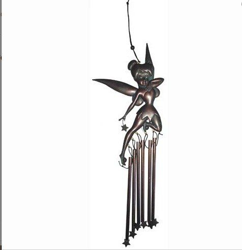 Attractive Time To Pixie Dust Your Garden! Tinkerbell Wind Chime Http://www.
