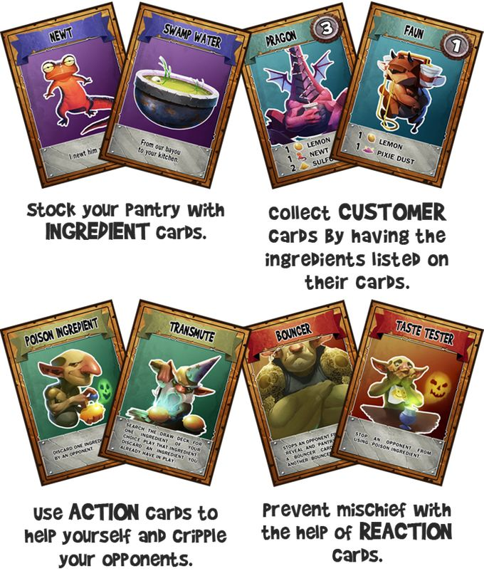 Goblinade: The Card Game by Paper Knight Games — Kickstarter