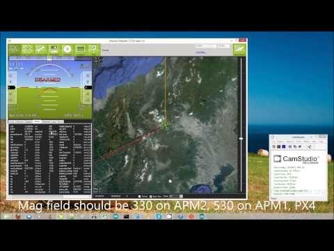 ArduCopter 3.0 Pre-Arm Checks - YouTube