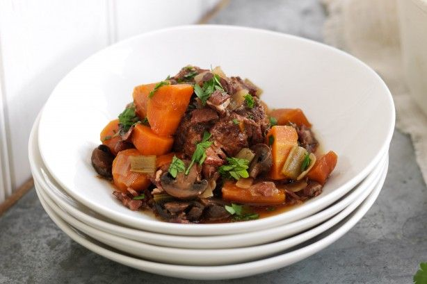 Slow-cooker oxtail stew main image