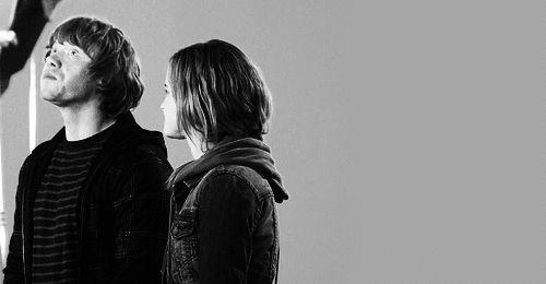 Quando Emma e Rupert provaram que eles se tornaram tão próximos que nem há mais a necessidade de trocar palavras.