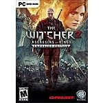 PC Games: Enhanced Edition: The Witcher 2: Assassins of Kings $4 or The Witcher $2 & More