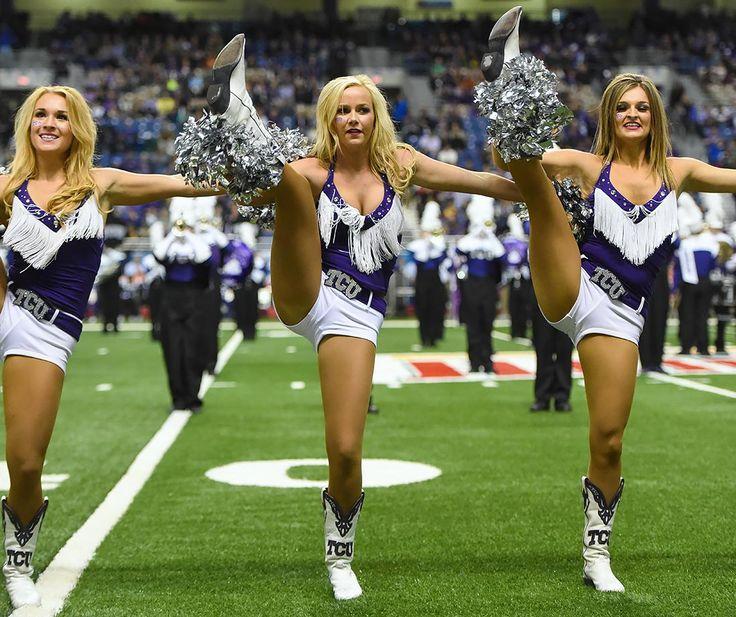 View Source Image Tcu Cheerleaders Cheerleaders Oops Cheerleading