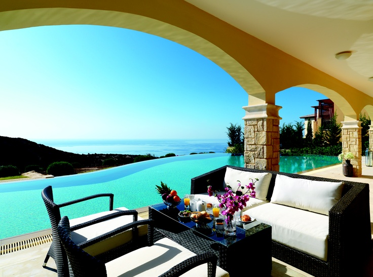 Intercontinental Aphrodite Hills, Paphos, Cyprus - SO amazing!