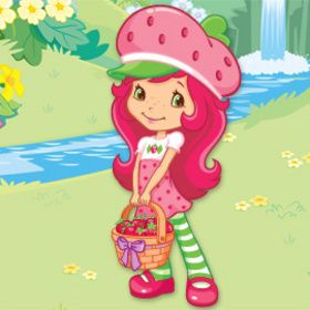 Strawberry Cake Cartoon Images : 117 best images about Sweet@ Sour Girls on Pinterest ...