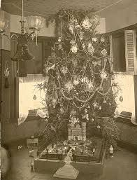 pictures of christmas decorations from the 1900s - Google Search