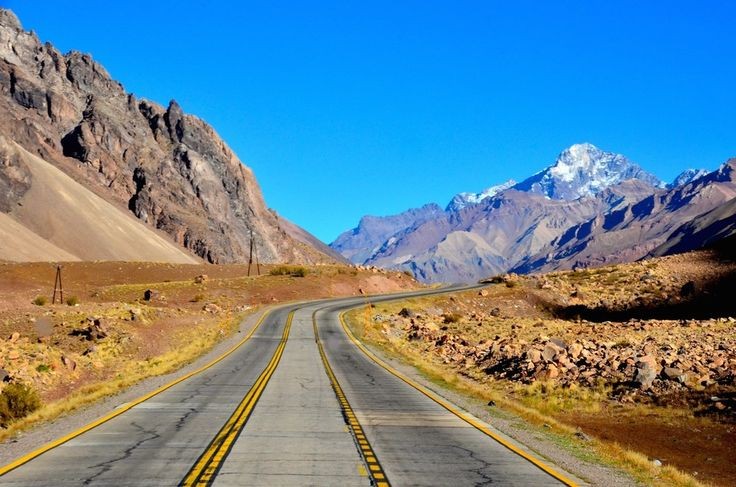 Way between Mendoza and Santiago - All pages by Annu | Lily.fi