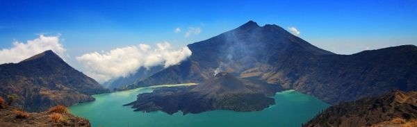 Mt. Rinjani National Park, Lombok, Indonesia