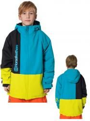 Horsefeathers Taylor Kids Snow Jacket blue