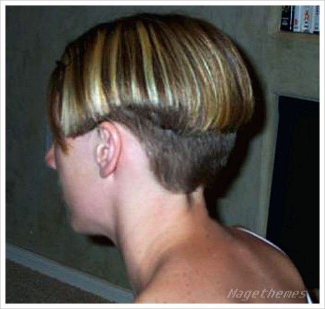 short wedge haircut pictures   mage themes pinterest