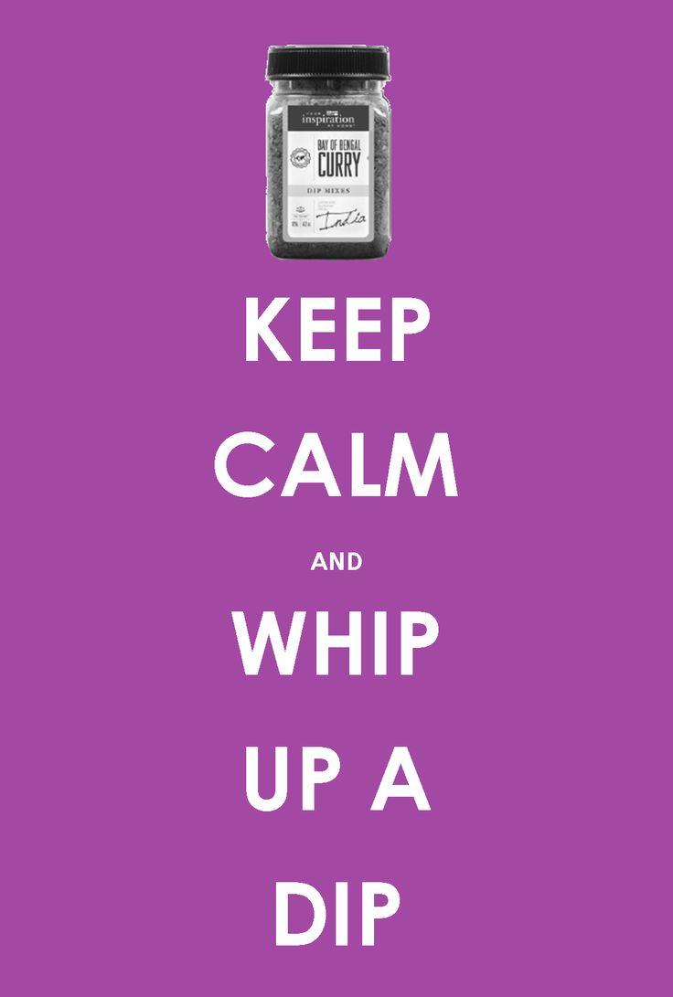 Whip up a dip  www.annettepreston.yourinspirationathome.com.au