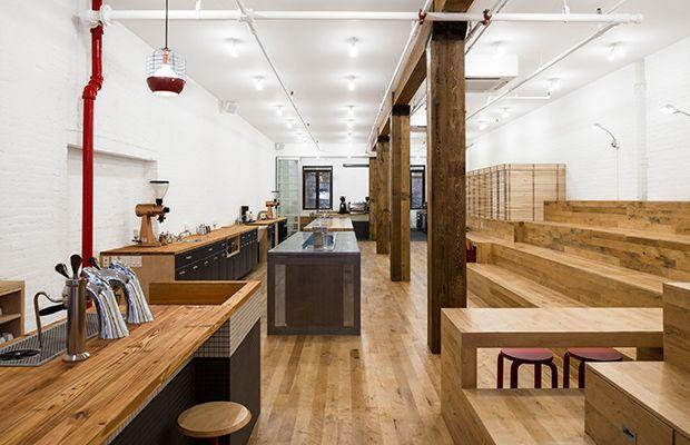 Counter Culture Coffee, Jane Kim Design